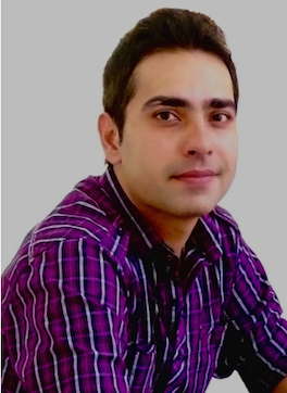 Author Abhishek A. Hemrajani